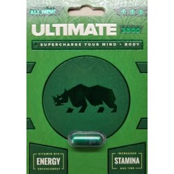 Rhino Ultimate 3500 - Single Pill