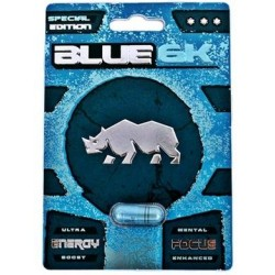 Rhino Blue 6k - Single Pill