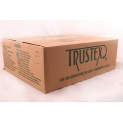 Trustex Non-lubricated Condoms Assorted Colors - 1000 Pieces
