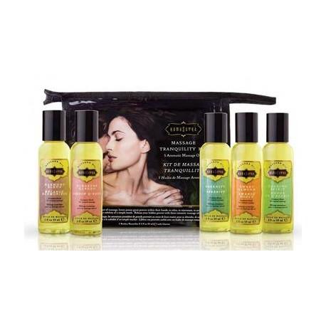 Massage Therapy Gift Set