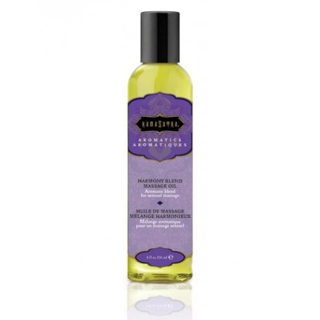 Harmony Blend Massage Oil  - 8 oz.