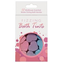 Fizzing Bath Tints - 12 Pc