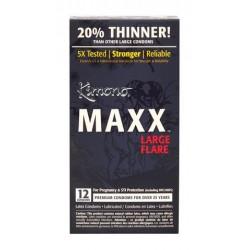 Kimono Maxx Large Flare -  12 Pack