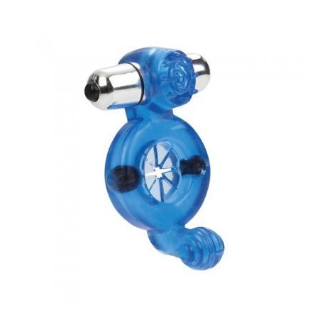 Magnetic Power Ring Full Contact - Blue