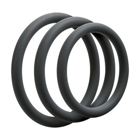 Optimale 3 C-Ring Set - Thin - Slate