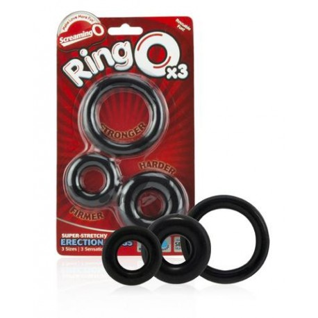 Screaming Ringo 3-Pack - Each
