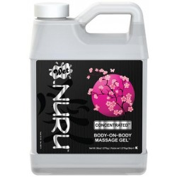 Wet Nuru Body-On-Body Massage Gel - Concentrated - 38 oz.