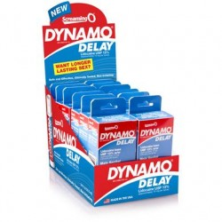 Dynamo Delay Spray - 12 Pack  Display