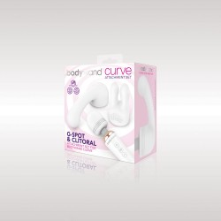 Bodywand Curve Accessory - White