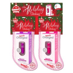 2018 Screaming O Holiday Stocking - 6 Piece  Display