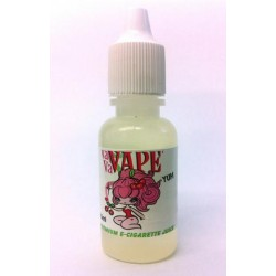 Vavavape Premium E-Cigarette Juice - Strawberry 15ml - 18mg