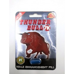 Thunder Bull Male Enchancement - Sinlge Pack