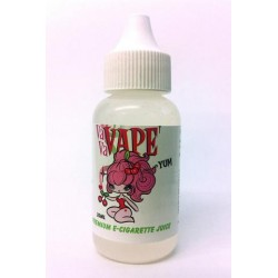Vavavape Premium E-Cigarette Juice - Peaches N Cream 30ml - 18mg