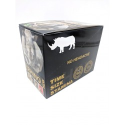 Rhino Zen Platinum Male Enhancement 30 Ct Display