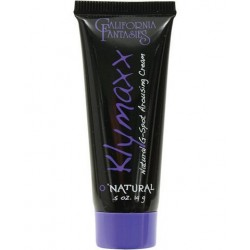 Klymaxx Natural G-spot  Arousing Cream .5 Oz. Tubes -  Each