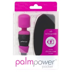 Palm Power Pocket Massager - Fuchsia