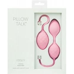 Pillow Talk - Kegel Exerciser - Frisky Pink