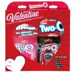2019 Screaming O Sexy Valentine Kit - Each