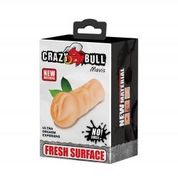 Crazy Bull Masturbator Sleeve - Mavis