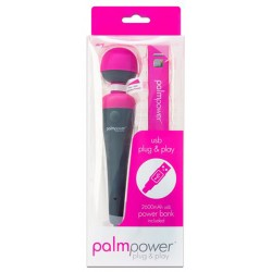 Palmpower - Plug & Play Massager