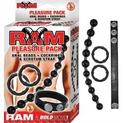 Ram Pleasure Pack - Black
