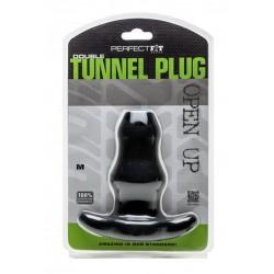 Double Tunnel Plug - Medium