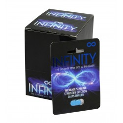 Infinity Men Sexual Enhancer 30pc Display