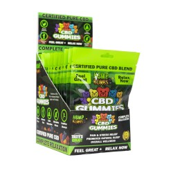 Hemp Bombs Gummies 12 Ct Display 75mg