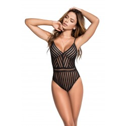 Bodysuit - Black - X-Large