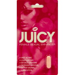 Juicy Female Sexual Enhancer Single Pack