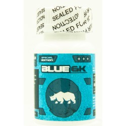 Blue 6k Male Sexual Enhancement 6ct Bottle