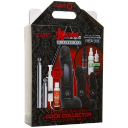 Power Banger Cock Collector Accessory Pack - 8  Piece Kit
