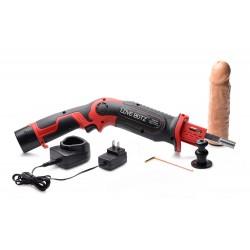 Thrust-Bot Handheld Multi-Speed Sex Machine