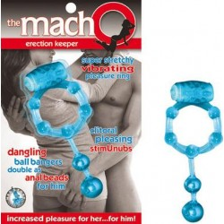 The Macho Erection Keeper - Blue