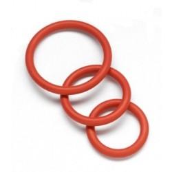 Nitrile C Ring Set Red