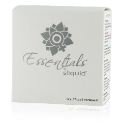 Sliquid Essentials Lube Cube - 2 Fl. Oz. - 12  Count