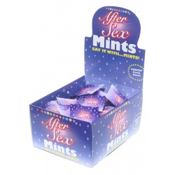 Amazing After Sex Mints Candy Display 3.1g  100 Bags