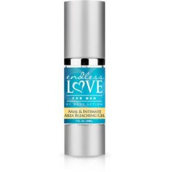 Endless Love for Men Anal and  Intimate Area Bleaching -  1 Oz.