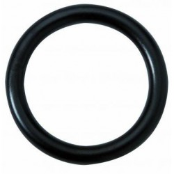 Black Steel C Ring - 1.5-inch