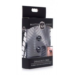 Dragon's Orbs Nubbed Silicone Magnetic Balls