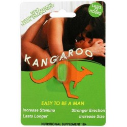 Kangaroo for Him Pill Single