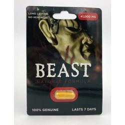 Beast Box Male Sexual Enhancement Single Pack
