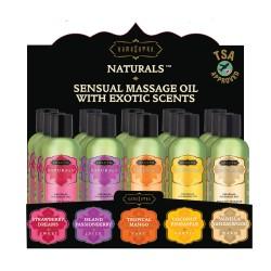 Naturals Massage Oil Pre Pack