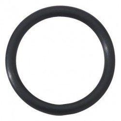 Black Rubber C Ring 1.5 Inch