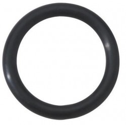 Black Rubber C Ring 1.25 Inch