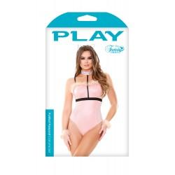 Purrfect Pussycat Costume Set - Blush Pink -  S/m