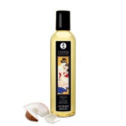 Massage Oil Coconut 8 Fl Oz 250ml
