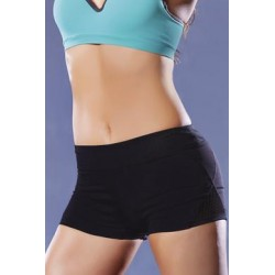 Strike Cardio Short - Black - Medium