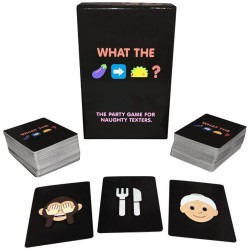 What the Eggplant to Taco - Party Game for Naughty Texters