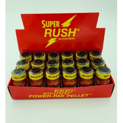 Super Rush Electrical Contact Cleaner 10 ml - 18 Count Display